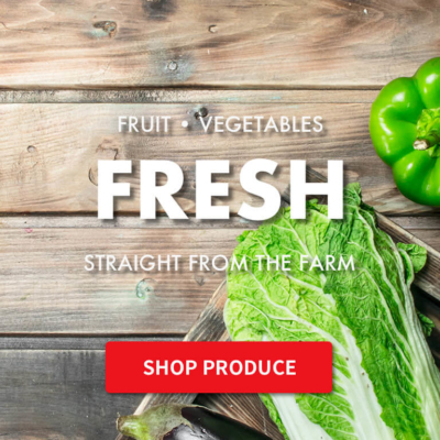 Click to Shop Produce
